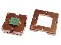 auto stencils - Universal BGA Reball station Template Holder Jig for mm stencil with auto adjust and magnet