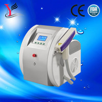Wholesale 2015 Promotion portable Q switch Nd Yag laser tattoo removal nm nm Tattoo Removal Beauty Machine