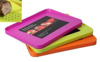 bbq board - Double Side Chopping Block Kitchen Chopping Board BBQ Chopping Block Kitchen Accessories Safe Plastic