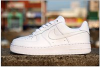 air drills - 2016 Hot forceing one men women original goods quality AF1 high white with AIr drill size tk1939