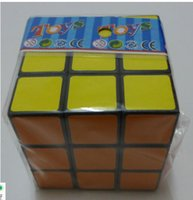 Wholesale brand new hot xMAGIC RUBIX CUBE PUZZLE CLASSIC RETRO CHILDRENS ADULTS TOY RUBIK STYLE hot