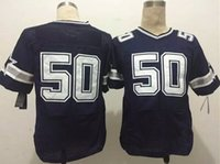 throwback football jersey - 2015 New Football Jersey Jersey Blue White Throwback Size Stitched Mix Match Order All JERSEY