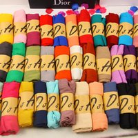 crinkle scarf - 19colors cm solid cotton linen crinkle scarf wraps muffler for girls pashminas women cheap scarves