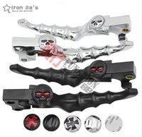 Wholesale Motorcycle Levers Clutch and Brake Folding Lever for XL883 X48 Moto modification