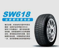 Wholesale Chaoyang Automobile tire SW618 R14 snow tires for Wuling glory Rio accent