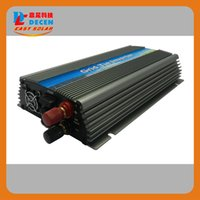 solar inverter - DECEN v W Solar High Frequency Pure Sine Wave Grid Tie Inverter For power inverter system
