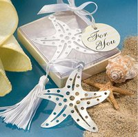 Yes Starfish Other Festive & Party Supplies 50 PCS Starfish Bookmark Beach Wedding Party Favors Bookmark Gift Decoration For Bridal Shower Wedding Favours Bonbonniere