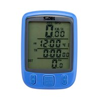 Wholesale High Quality Multifunction Waterproof Cycling Bicycle Computer LCD Backlight Backlit Bike Odometer Speedometer