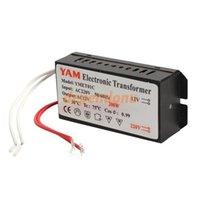 Wholesale 220V V LED Halogen Light Bulb Lamp Power Supply Electronic Transformer