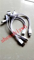 Wholesale in Europe and America Universal in USB Charger Cable white Color new product
