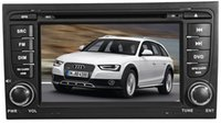 audi a4 - 7 inch TFT Special Car DVD Player For AUDI A4 with GPS IPOD Bluetooth High definition screen