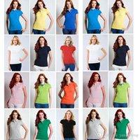Wholesale Polos women s SHIRT women polos shirts