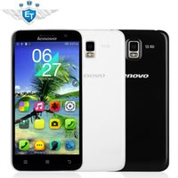 Wholesale Lenovo A806 A8 G LTE smartphones inch IPS x720 MTK6592 Octa Core GHz MP Camera Android WCDMA FDD Dual SIM