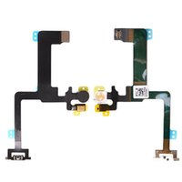 Wholesale For iPhone quot iphone plus quot Power On Off Button Switch Flash Flex Cable Replacement part