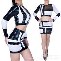 bars ebay - Multicolor sheets Foreign sexy bandage skirt piece fashionable nightclubs skirt ebay Amazon Bar