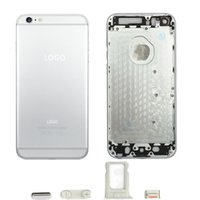 metal panel - OEM iPhone inch Back Panel Metal Housing Battery Door Back Cover Middle Frame Assembly Replacement Parts