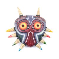Wholesale 2016 new face masks legend of zelda majora mask halloween gift cosplay zlelda costume high quality in stock best gift toys for kids