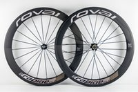Wholesale Super light road carbon wheels mm clincher clincher carbon wheelset mm Tubular C road bike full carbon fiber road bicycle wheels