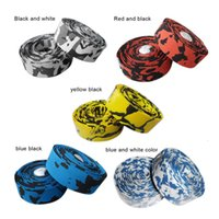 bicycle grip tape - Bicycle Handle Blet Non slip Handlebar Cycling Handle Belt Bike Handlebar Tape Wrap Handlebar Plug New Arrival