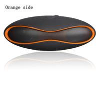 mini football - New Mult function Mini Football Portable Speaker Wireless Bluetooth Speaker Mic Super Bass FM Support for iPhone for Samsung
