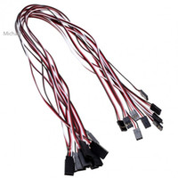 Wholesale New mm quot RC Servo Extension Cord Lead Wire Cable for Helicopter Cable