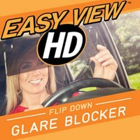 Wholesale Car Sun Visor Easy View HD Day and night and visor Night vision goggles anti dazzle mirror