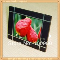 Wholesale Clearance High grade HUINING inch digital photo frame XH DPF S3 MB GB320 x pixel