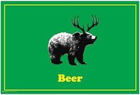 beer wallpaper - 2014 Hot Sale Beer Poster Prints high quality picture nice movie style custom poster x75cm C64