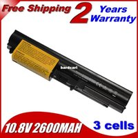 Wholesale Cells Laptop Battery For Lenovo ThinkPad R400 T400 R61 T61 T61u R61i T61p Series quot widescreen T61 T61 R61