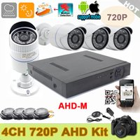 access body - 4CH AHD DVR Kit MP AHD CCTV System Outdoor indoor Camera Ch Full P AHD DVR Security Camera System P2P Easy Access