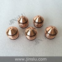 Wholesale made in China Plasma cutting torch consumables nozzle per A