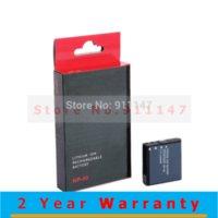 Batería de la cámara NP-40 + Carga para CASIO EX P Z200 Z1050 Z750 Z1080 Z700 Z40 Z50 Z55 Z57 FC100 Z30 Z1200 Z1000