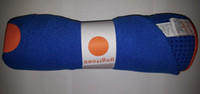 Wholesale 1pc Yogitoes skidless yoga mat towel size x63cm Brand weight colore Blue