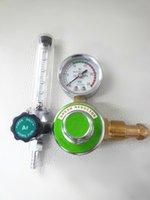 argon pressure regulator - Argon Regulator AR Reducer Pressure Gas Flowmeter for Tig Welding Machines solder