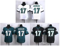 eagles football jerseys - 2015 New Draft Jerseys Men s Eagles Nelson Agholor Elite American Football Jersey Embroidery Name and Logo Allow Mix Order