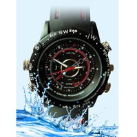 Wholesale New Hot Sale GB Waterproof HD Wrist DV Watch Hidden Camera Video x960 DVR Camcorder