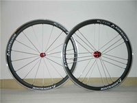 alloy steel bicycle - Alloy carbon wheels Clincher mm Road Bicycle wheelset With Powerway R36 Hub
