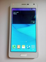 Wholesale Note Note4 Smartphone Quad Core MTK6582 USB quot Inch Gestures Android G Phone GB Ram GB Rom MP Camera Google Play Store GPS