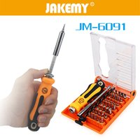 Wholesale Supply JAKEMY Deko JM US household hardware combination suit with a screwdriver hand tools