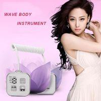 Wholesale 2015 New Arrival Professional Sports Radio Body Slimming Machine Fitness Massager db