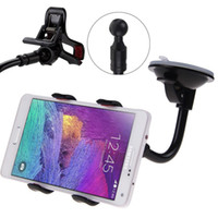 Wholesale Universal Degree Rotation Suction Cup Car Windshield Mobile Phone Holder Bracket Mount for Iphone PSP GPS Mount A2