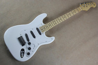 best electric cooler - Hot F Electric guitar Cool and fashionable cream white Best selling ST in style with modern high quality and cheap custom shop