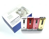 silver - NO NO Hair Women Epilator Professional Hair Removal Device For Face And Body Pink or Silver Chirstmas Gift Christmas Gift