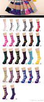 Wholesale 2015 Multicolor Hot Sale Unisex Maple Leaf leaf socks fashion socks plantlife crew weed socks skateboard sports stockings