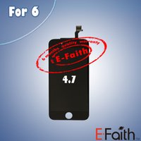 black inches - For iPhone Black LCD display with touch screen digitizer complete for inch