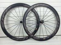 fixed gear - 2015 zipp T800 Carbon wheels clincher Tubular wheelset mm carbon road bike wheels Novatec hub