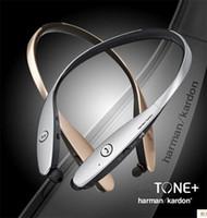 Digital ear covers - HBS HBS Wireless Sport Neckband Headset Hard Cover In ear Headphone Bluetooth Stereo Earphones Headsets