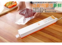 Wholesale Automatic Electric Vacuum Food Sealer Machine With All Size Vacuum Bag For Peanut Portable Hot Sales In Russian