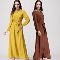 women islamic clothing - 2015 Turkish fashion women clothing islamic maxi dresses for women Baju Chiffon Islamic Malay Muslim Abaya Dresses CS3218