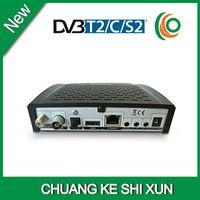 Receptores de TV Set Top Box 2015 caja de StarHub Singapur amiko receptor de TV por cable + wifi adaptador, mismo que Streambox C1